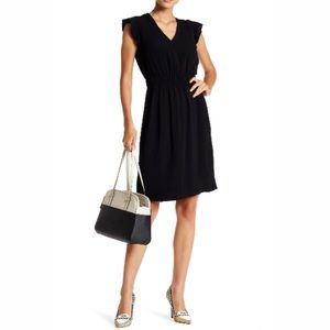 [Kate Spade] Crepe Short Sleeve Dress